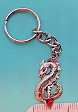 DRAGON  Serpent - keychain , key chain  GIFT BOXED