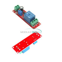 1/2/5/10PCS NE555 12V Delay Relay Shield Timer Switch 0 to 10 Second Module