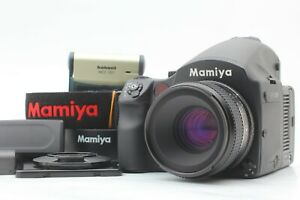 【MINT】 Mamiya 645DF Digital sekor D 80mm F2.8 W/ DM28 back Battery set Japan 732