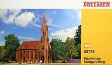 """Vollmer 43739 ( 3739 ) H0 - Stadtkirche """" Stuttgart- Berg """" NEU & OvP"""