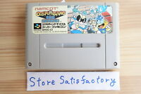 SFC SNES Cosmo Gang the Puzzle SHVC-CI Super Famicom Nintendo NAMCOT