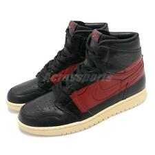 the latest dbb7a 39eba Air Jordan 1 Retro High OG Defiant Couture Black gym Red-muslin Bq6682006 Sz