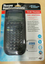 Texas Instruments Ti-89 Titanium Graphing Calculator - Black-NEW ON CARD-$145