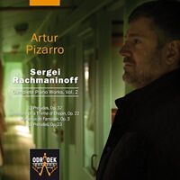 Artur Pizarro - Sergei Rachmaninoff: Complete Piano Works Vol. 2 [CD]