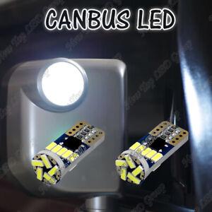 2X H4 LED Headlight Bulbs High Power LED White COB For Toyota FJ Cruiser 2007-14