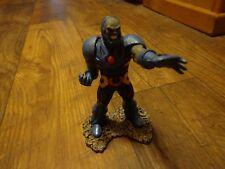 "SCHLEICH--JUSTICE LEAGUE--SUPERMAN vs DARKSEID--5"" DARKSEID FIGURE (LOOK)"