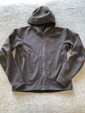 Mens Arcteryx Windstopper Soft Shell Jacket Brown Size S