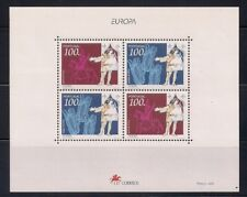 Portugal  1994  Sc #1990  Europa  s/s  MNH  (41097)