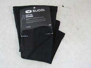 Sugoi Zap Leg Warmers Large Black