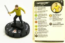 Heroclix - #026 capitán Kirk-Star Trek away Team the original series