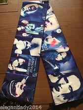 Marilyn Manson Punk Muffler Cosplay Costume Shawl Tasseled Scarf best Gift