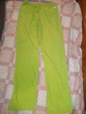 Barco One Womens Lime Green Scrubs Bottoms Pants Sz Xs