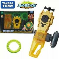 Genuine Takara Tomy Beyblade Burst Set B-124 Long Bey Launcher L System Set Toys
