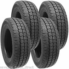 4 2157015 Budget 215 70 15 Van Commercial   Tyres x4 Four 109 107 215/70