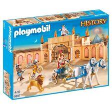 Playmobil 5837 Historia Romana Gladiador Arena Coliseo Nuevo Sellado