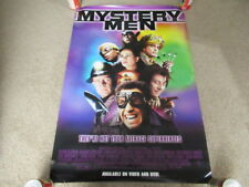 Vintage 90s Mystery Men Promo Video Movie Poster Ben Stiller William H Macy 1999