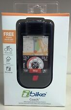 BRAND NEW iBike Coach GPS Cycling Computer App for iPhone 4 / 3GS / 3 SEALED