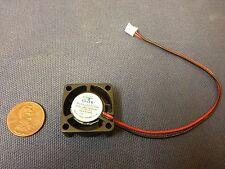 1x GDT mini Cooler 12V 2pin 2510 25x25x10mm DC Cooling Fan micro brushless c7