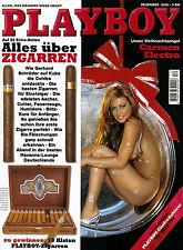 Playboy 12/2000    Carmen Electra & Michele Smith   Dezember/2000