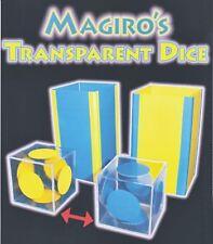 Magiro's Transparent Dice - moderne Täuschungskunst !