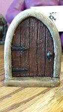 Fairy door, mouse door, Gnome door, doorway to middle earth For Fairy Gardens