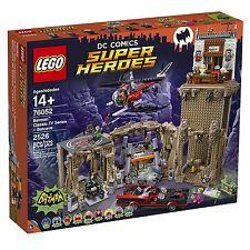 LEGO 76052 DC COMICS - BATMAN CLASSIC TV SERIES BATCAVE (2526 pieces) - RARE!