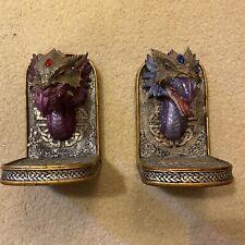 Dragon Head Bookends / Ornaments