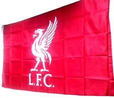 Liverpool Flag Banner Official Football Club Gifts