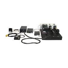 Nikon C1 D-Eclipse Sled w/Melles Griot HeNe Laser Heads & Power Supplies