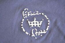 Patrizia Pepe Firenze PJ Gr. 128 NEU T-Shirt Mädchen Shirt girls brand new blau