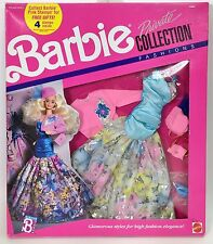 1989 BARBIE PRIVATE COLLECTION FASHIONS 4957 DESIGNER FASHIONS FOR BARBIE NRFB