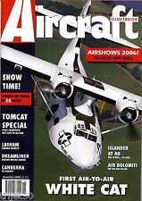 Aircraft Illustrated 2005 November BN Islander,Air Dolomiti,Lasham,Canberra