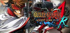 GUILTY GEAR XX ACCENT CORE PLUS R - Steam Key