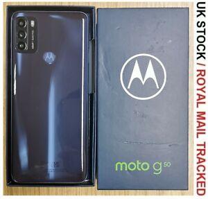 MOTOROLA Moto G50 - 64 GB Smart Mobile Phone Steel Grey - Unlocked Grade A