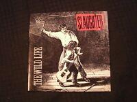 Slaughter - The Wild Life - 1992 CD / VG+/ Hard Rock Metal