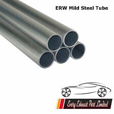 MILD STEEL ROUND TUBE PIPE EXHAUST REPAIR ALL LENGTHS AVAILABLE 1.5MM WALL