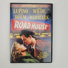 Road House (DVD, 2008) Cornel Wilde, Ida Lupino, Richard Widmark 1948 Film Noir