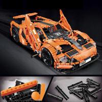Rennwagen GT Auto 42056 42083 42065 Blöcke MOC technic 42111 Bauteile Bausteine