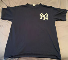 New York Yankees Player Number T Shirt Don Mattingly #23 Size XL