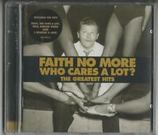 """FAITH NO MORE """"WHO CARES A LOT?"""" GREATEST HITS CD 1998 NEUF/NEW"""