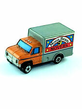 Micro Machines Vehicle Car Ford Box Van Micro Light MOON BEAM MOVERS Galoob Auto