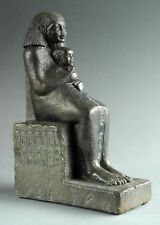 ART EGYPT EG02 Senenmut avec Princesse Parastone Musée Sculpture