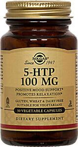 5-HTP by Solgar, 90 capsule 100 mg