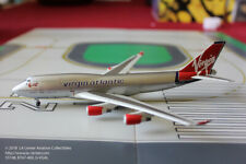Dragon Wings Virgin Atlantic Airways Boeing 747-400 OC Diecast Model 1:400