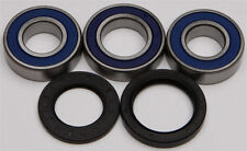NEW ALL BALLS  REAR Wheel Bearing and Seal Kit KAWASAKI ZX-6 7 14 10 R