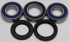 NEW ALL BALLS  REAR Wheel Bearing and Seal Kit KAWASAKI ZX-6 7 14 10 R
