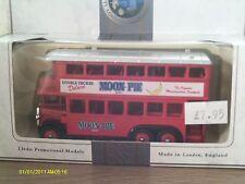 Lledo LP49066, AEC renombre Bus, pastel de luna marca, el original Malvavisco sándwich