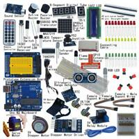 Profession UNO R3 Starter Kit for Arduino Servo LCD Compass Gyro High Quality