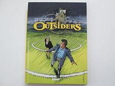 OUTSIDERS T1 EO1998 TBE/TTBE LE COURONNEMENT DU PROFESSEUR EDITION ORIGINALE