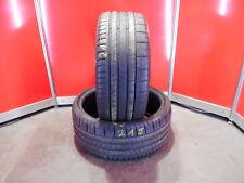2x Sommerreifen Pirelli 245/30 ZR20 PZero R01 DOT 15/17 ca. 6mm (215)